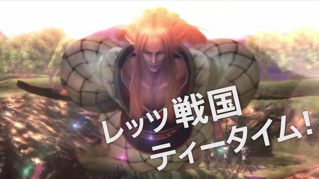 濃密なゲーム映像に玄田哲章ボイスがアツく絡む! 動画『PlayStation 2015 LINEUP SPRING / SUMMER』が公開