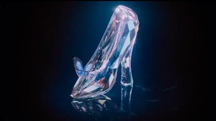シンデレラ 魔法のガラスの靴