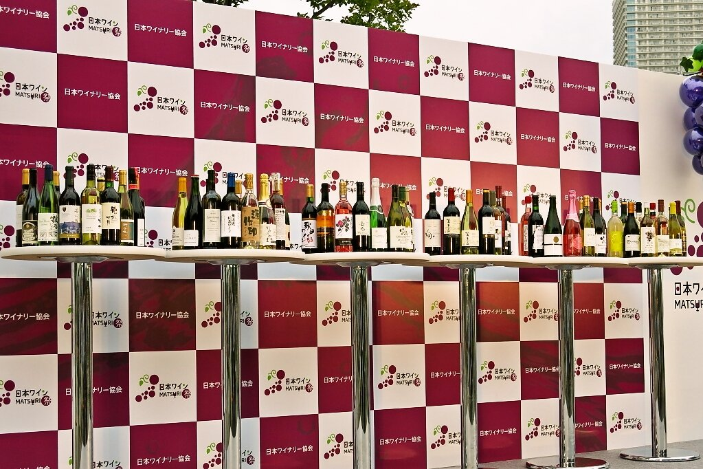 全国のワイン