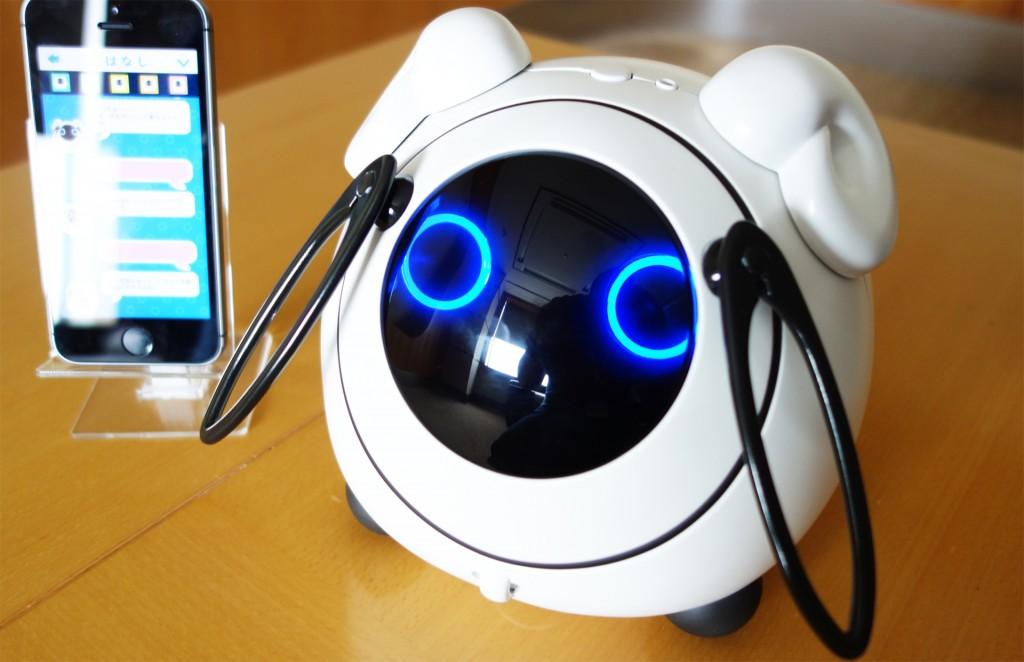 【動画あり】タカラトミーが人間と会話できるロボットおもちゃ『OHaNAS』を発表 ドコモ『しゃべってコンシェル』のクラウド技術応用で自然なおしゃべりが可能に