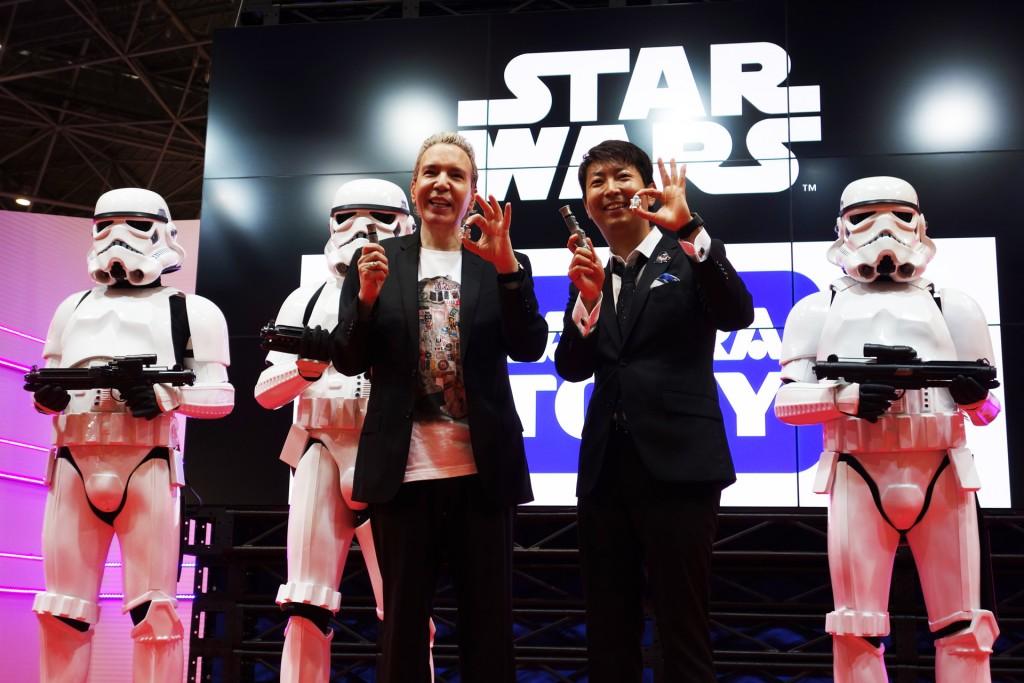 【東京おもちゃショー2015】スター・ウォーズイヤーを飾る新製品が続々! 各社『スター・ウォーズ』製品を一挙紹介
