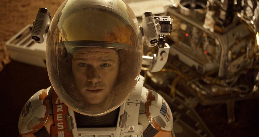 Martian Trailer 3