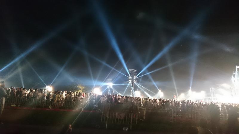 長渕剛 10万人オールナイト・ライヴ 2015 in 富士山麓