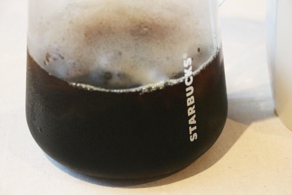 アイスコーヒーアップ