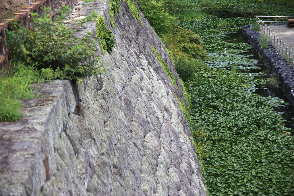 弘前城石垣