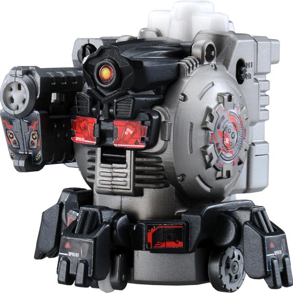 タカラトミー公式「1人ガガンガンが捗るのです」 自走式の無人戦闘ロボ『スパイガン』が9月19日発売へ