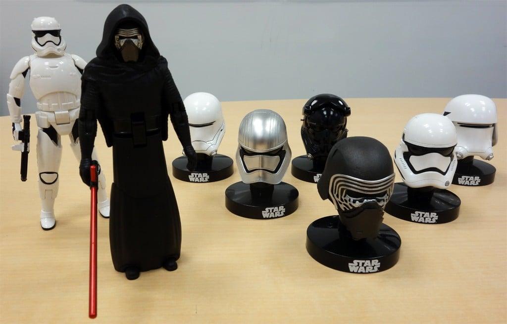 【FORCE FRIDAY】『スター・ウォーズ/フォースの覚醒』関連おもちゃが情報解禁! バンダイのボーイズトイ製品を最速で紹介