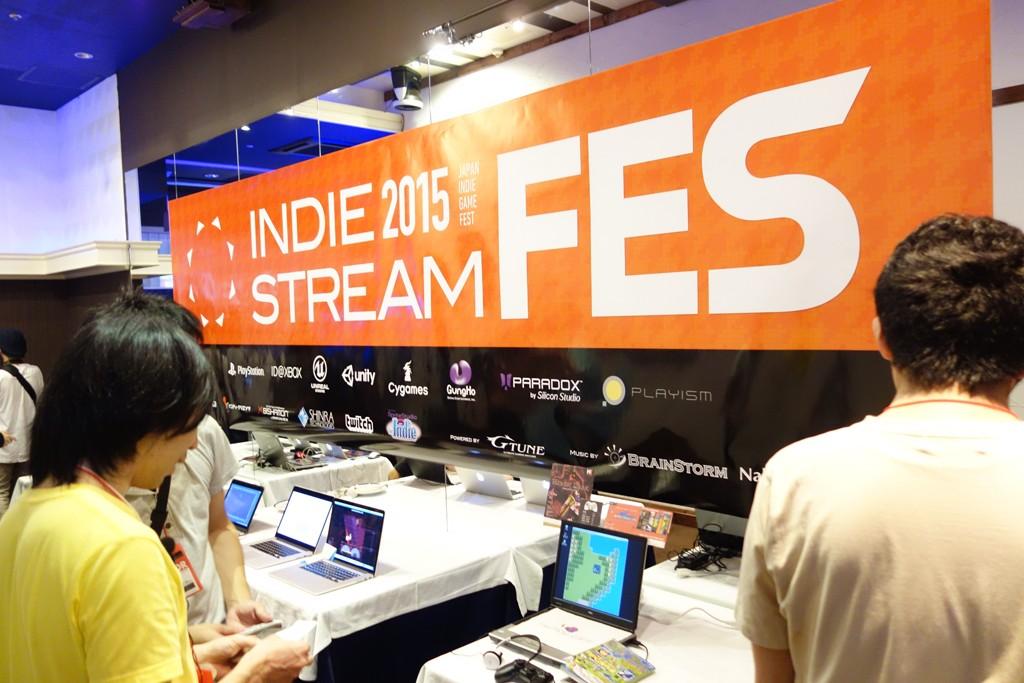 インディーゲーム開発者の交流イベント『INDIE STREAM FES 2015』が開催 『INDIE STREAM AWARD』最優秀は『Thumper』に
