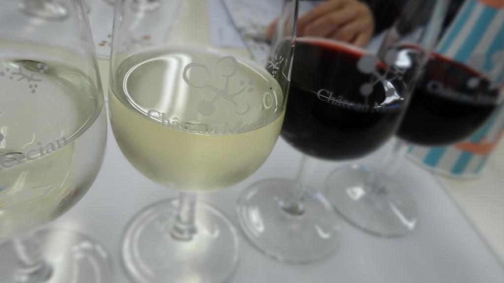 ワインのテイスティング体験
