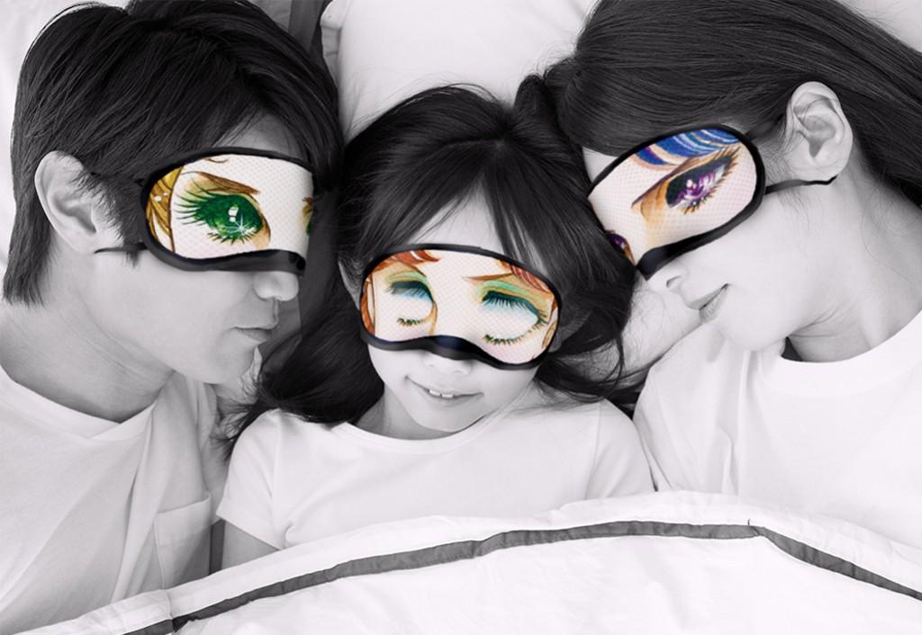 マスク家族