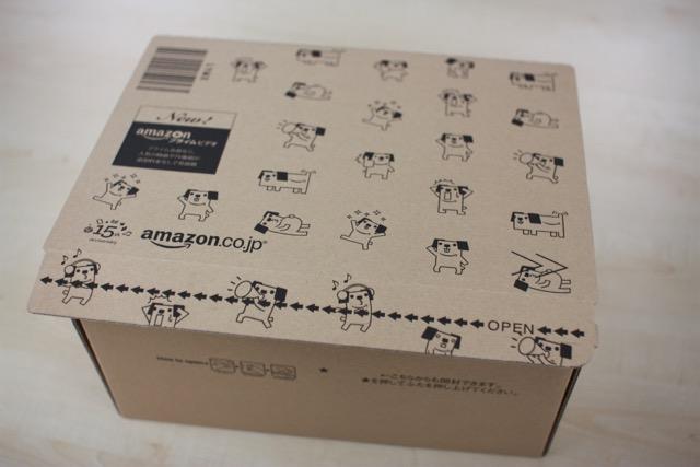 Amazon限定ダンボール