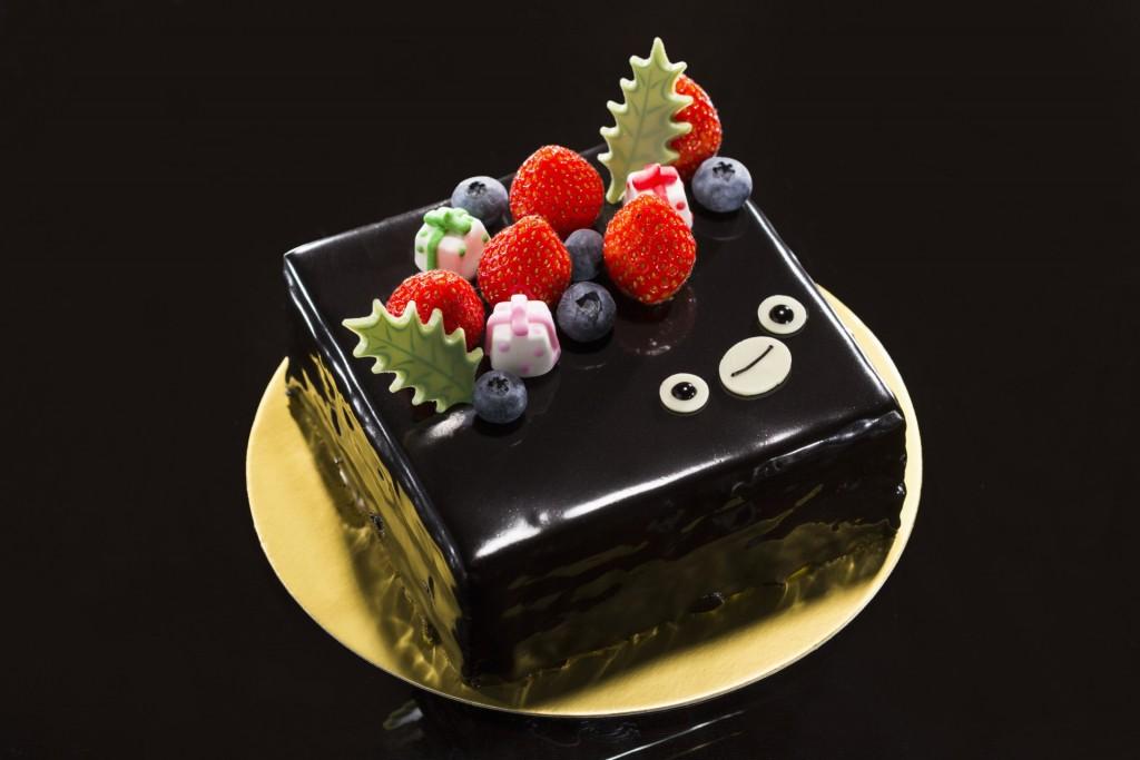 (蓋なし)Suicaのペンギンクリスマスケーキ