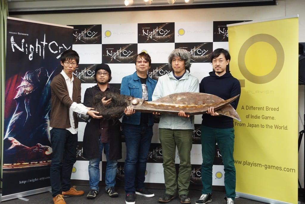 サム・ライミも絶賛 『クロックタワー』の精神的続編となるインディーゲーム『NightCry』PC版が3月29日に発売決定