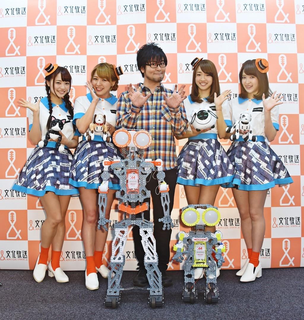 ロボットがいる生活を先取り? ロボットとトークのコラボ番組『オムニボット ナイト!』が2ndシーズン突入!