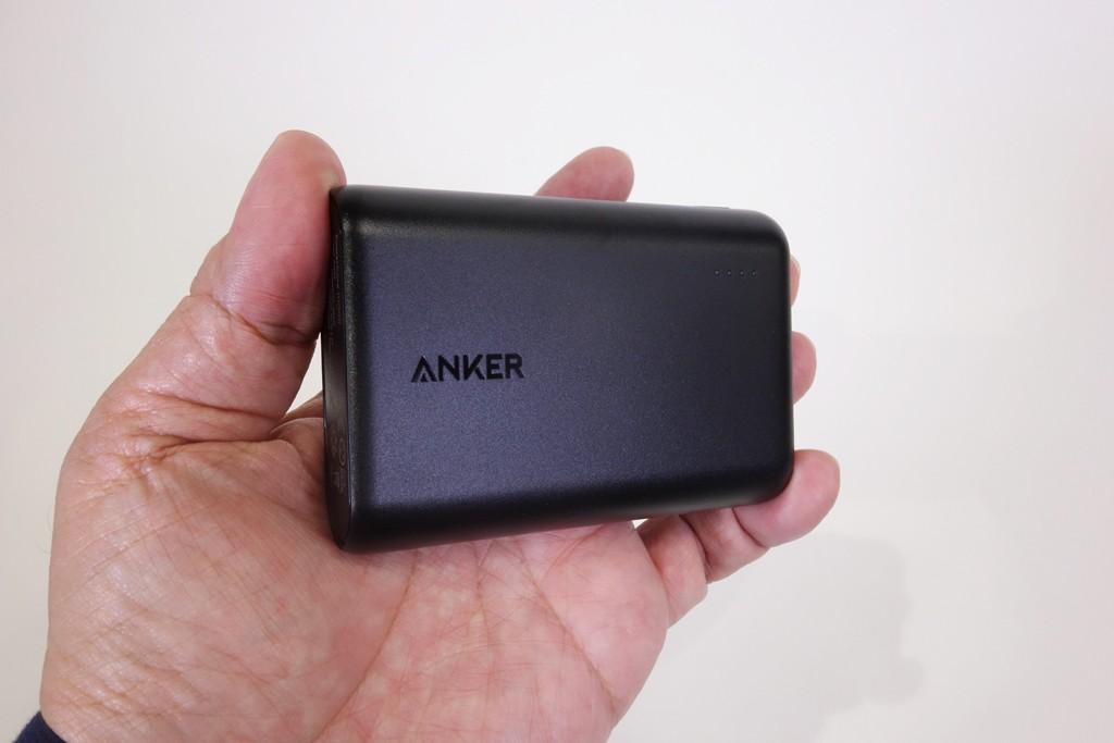 従来比で約30%小型化した10000mAh容量のモバイルバッテリー『Anker PowerCore 10000』 発売後に即完売も再販を開始