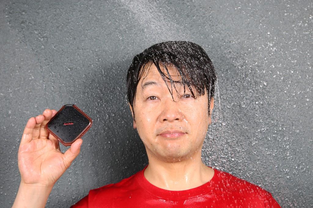 [PR]防水・防じんだからアウトドアでも安心 サンディスクのタフ仕様ポータブルSSD『エクストリーム510』製品レビュー