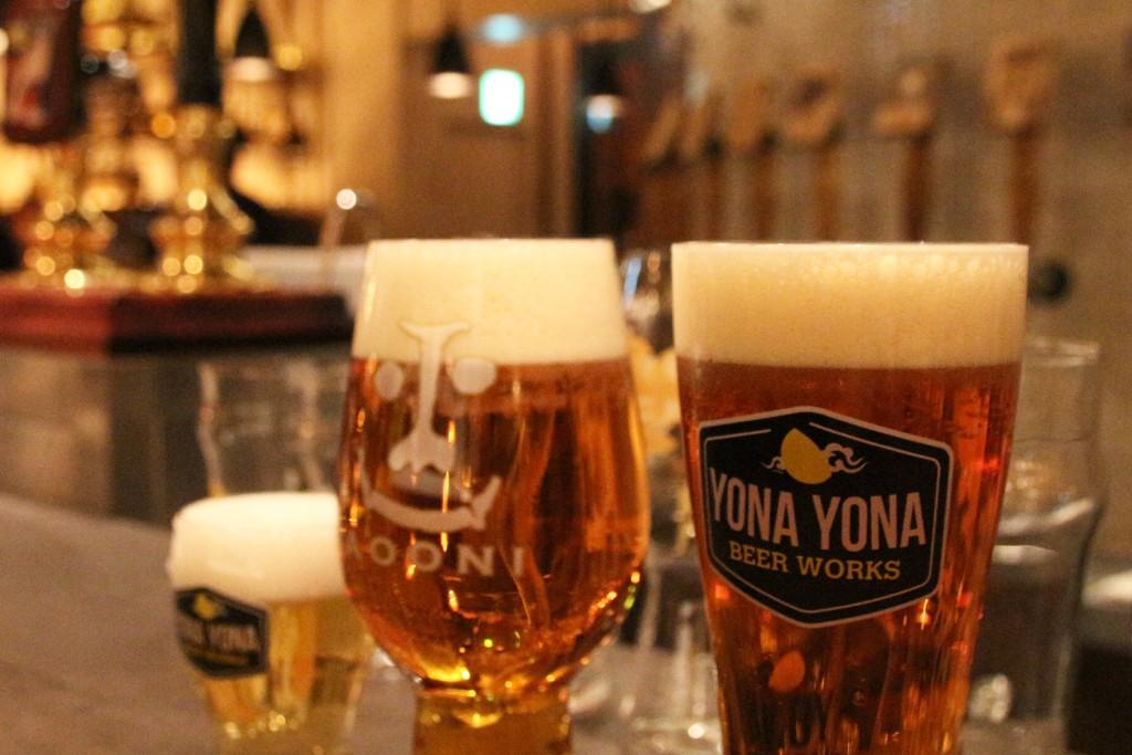 ビール3種類