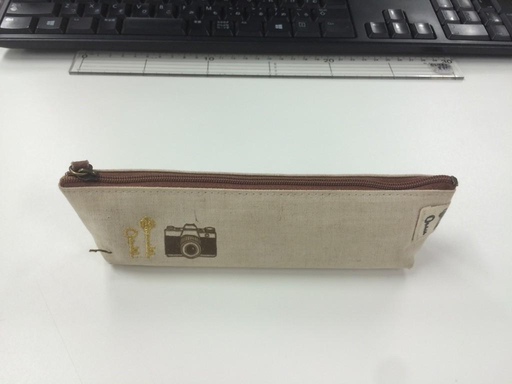 ゼブラ鈴木筆箱1