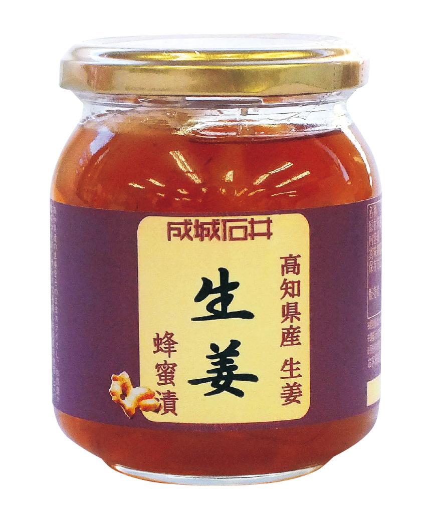 成城石井 生姜蜂蜜漬