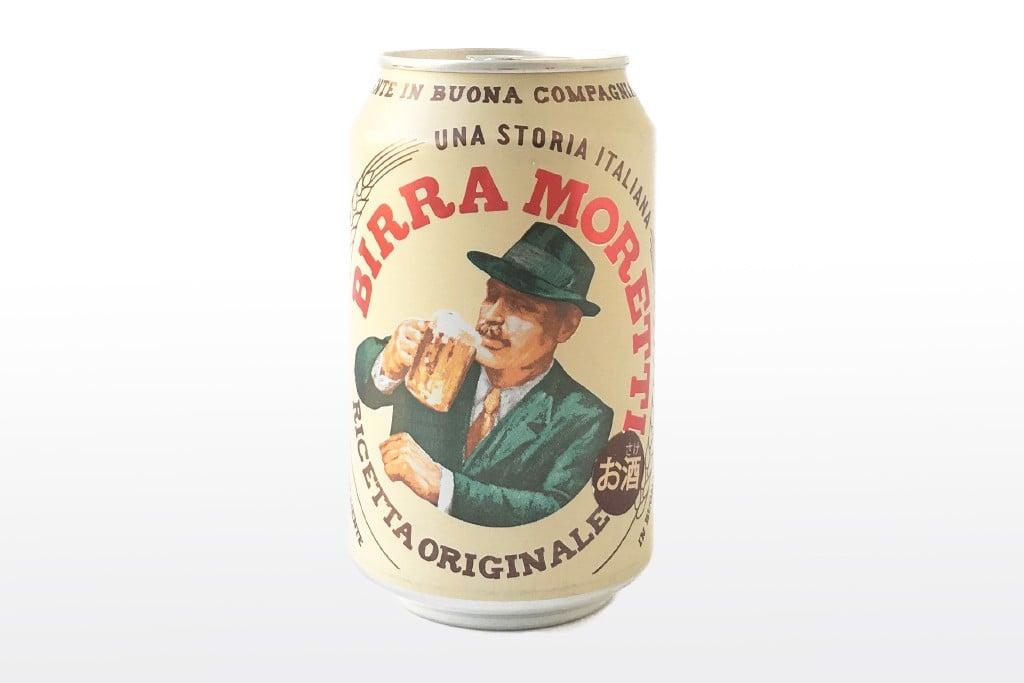 モレッティビール