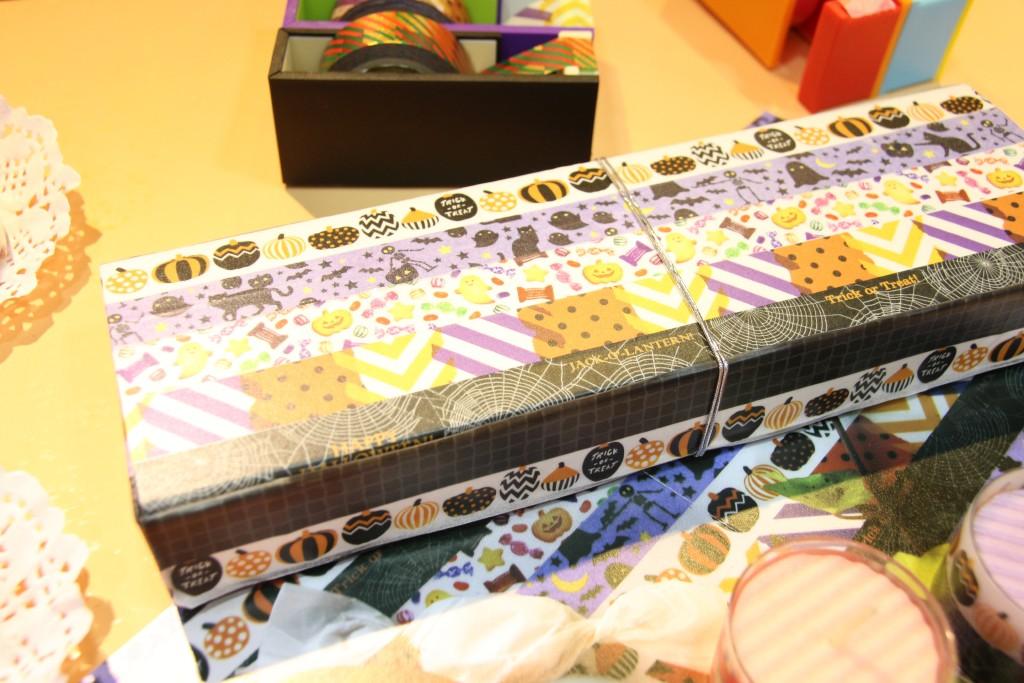 テープボックス