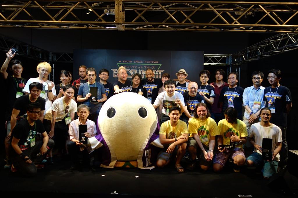 インディーゲームの祭典『BitSummit 4th(フォース)』が閉幕 『BitSummitアワード』に10作品が選出される