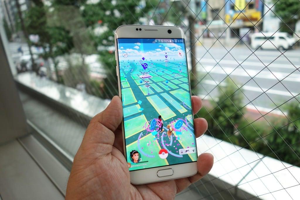 ゲーム好きにうれしいスペック・機能が充実の『Galaxy S7 edge』は『ポケモンGO』に最適なスマホなのかもしれない[PR]