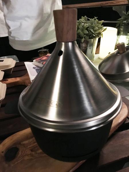 食卓用燻製