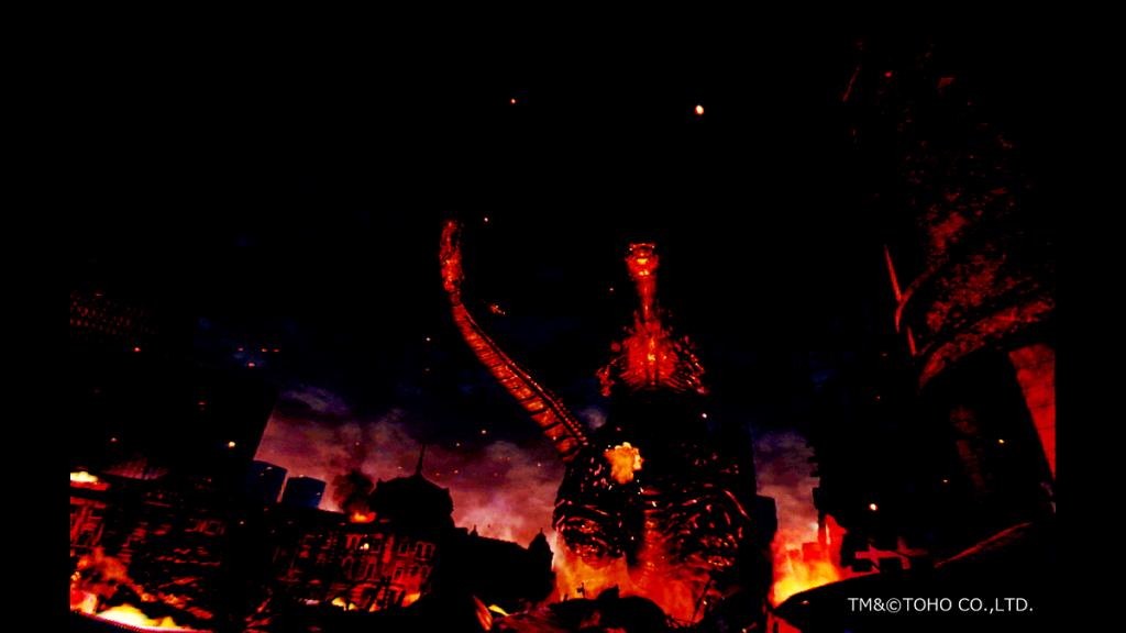 「シン・ゴジラ」×PS VR_SS02