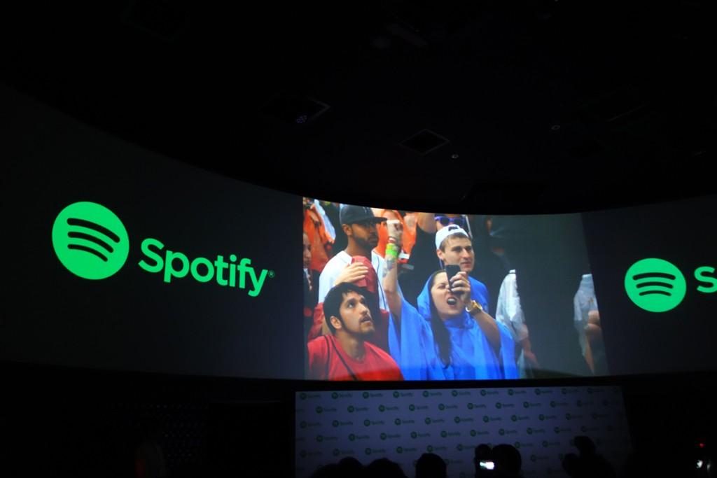 フリーミアム音楽サービス『Spotify』が日本でもサービスを開始 4000万曲にアクセス可能で先行して歌詞表示にも対応