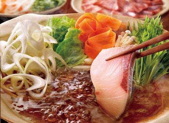 ぶりしゃぶ鍋用スープ シズル