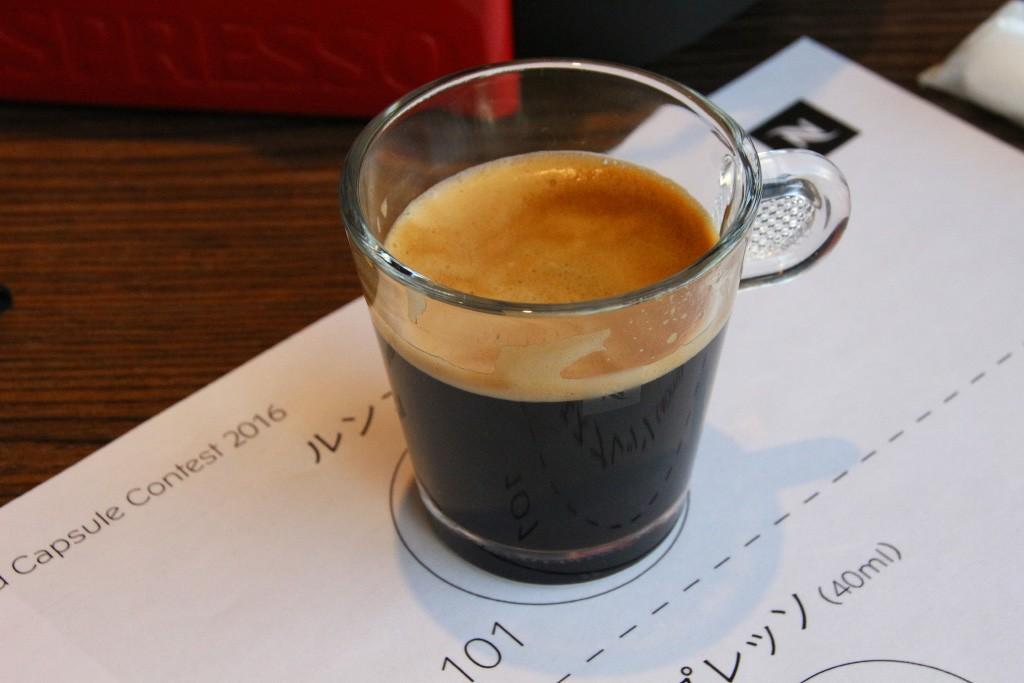 テスト コーヒー
