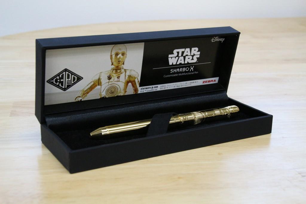 C-3PO 箱入り