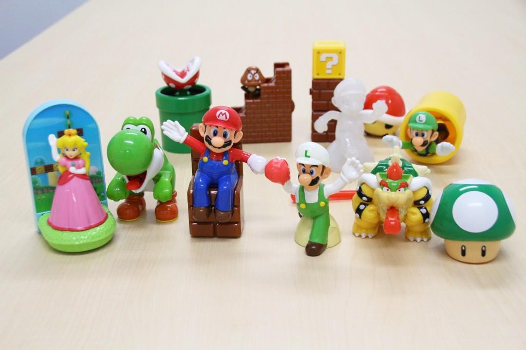 おもちゃ全員集合