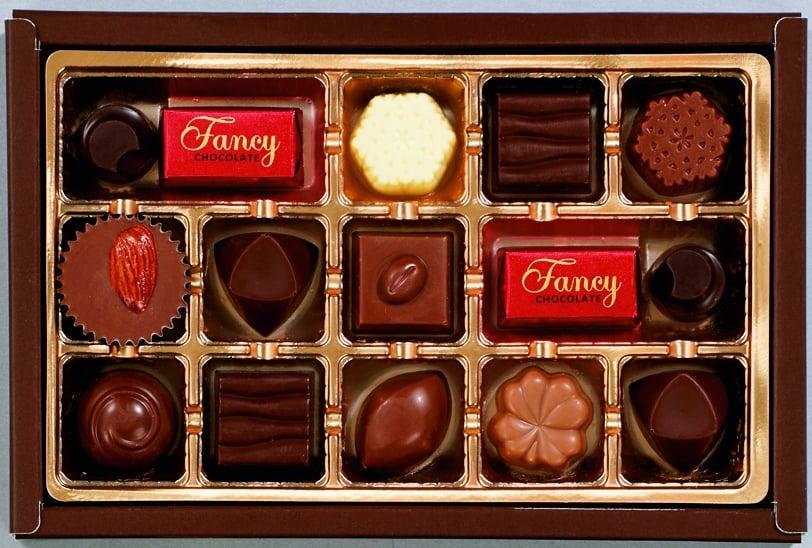 ●メリーチョコレート モンカドゥ アソーテッドチョコレート