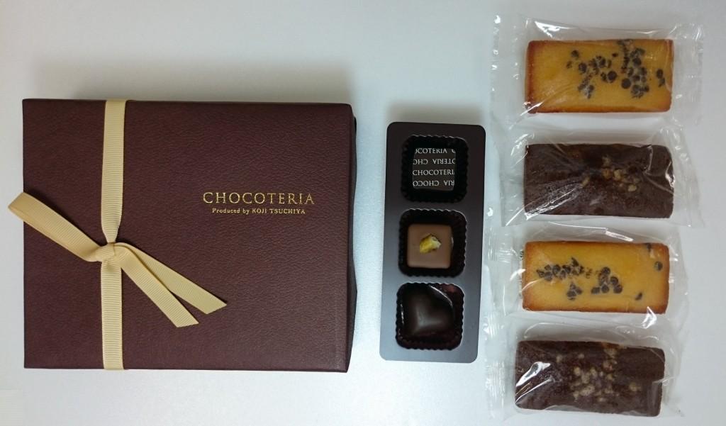④ショコテリア ショコラ&フィナンシェ