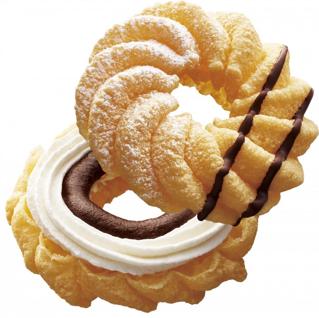 エンゼルフレンチ&アーモンドチョコクリーム