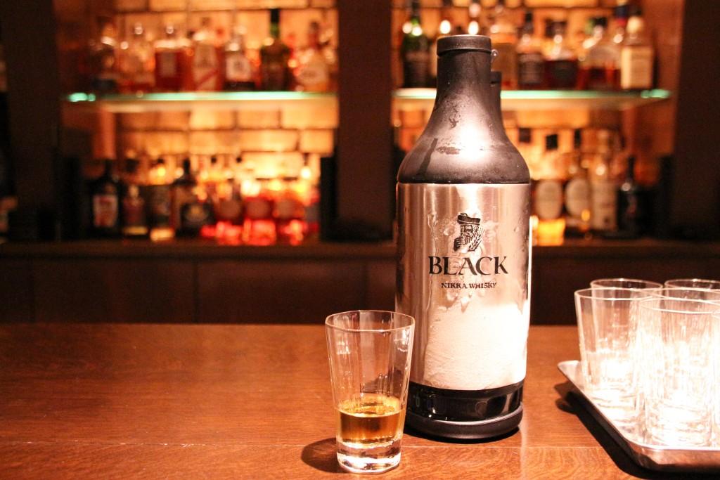 氷点下ウイスキー