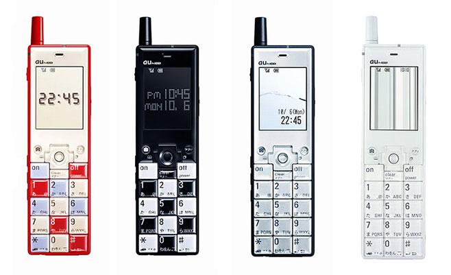 1位は順当に『INFOBAR』 得票1位の携帯電話がPC・モバイル周辺機器として復活する『au おもいでケータイグランプリ』結果発表