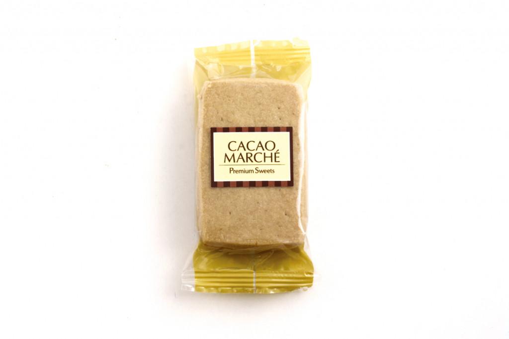 ショコラサンドクッキーミルク