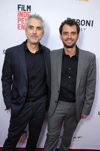 Alfonso Cuaron, Jonas Cuaron