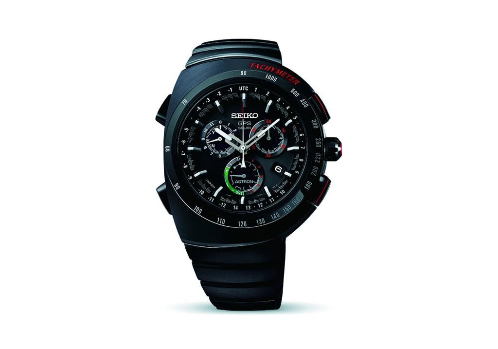 GPSソーラーウォッチ『セイコー アストロン』にジウジアーロ・デザイン限定モデルのクロノグラフが登場