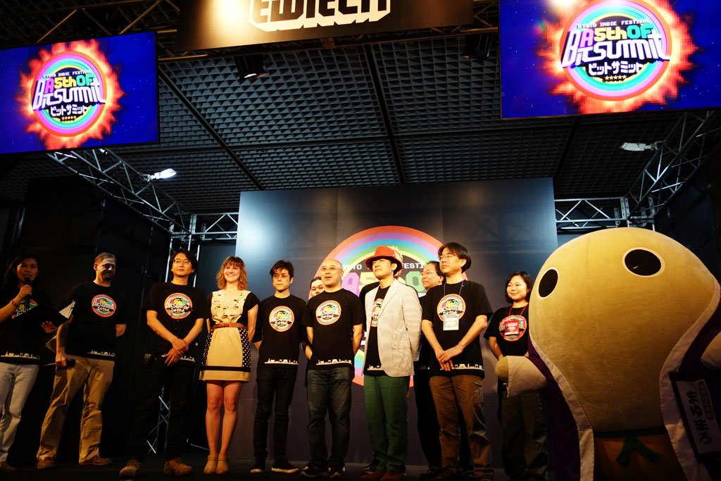 インディーゲームの祭典『A 5th of BitSummit』が閉幕 『BitSummitアワード』に12作品が選出される