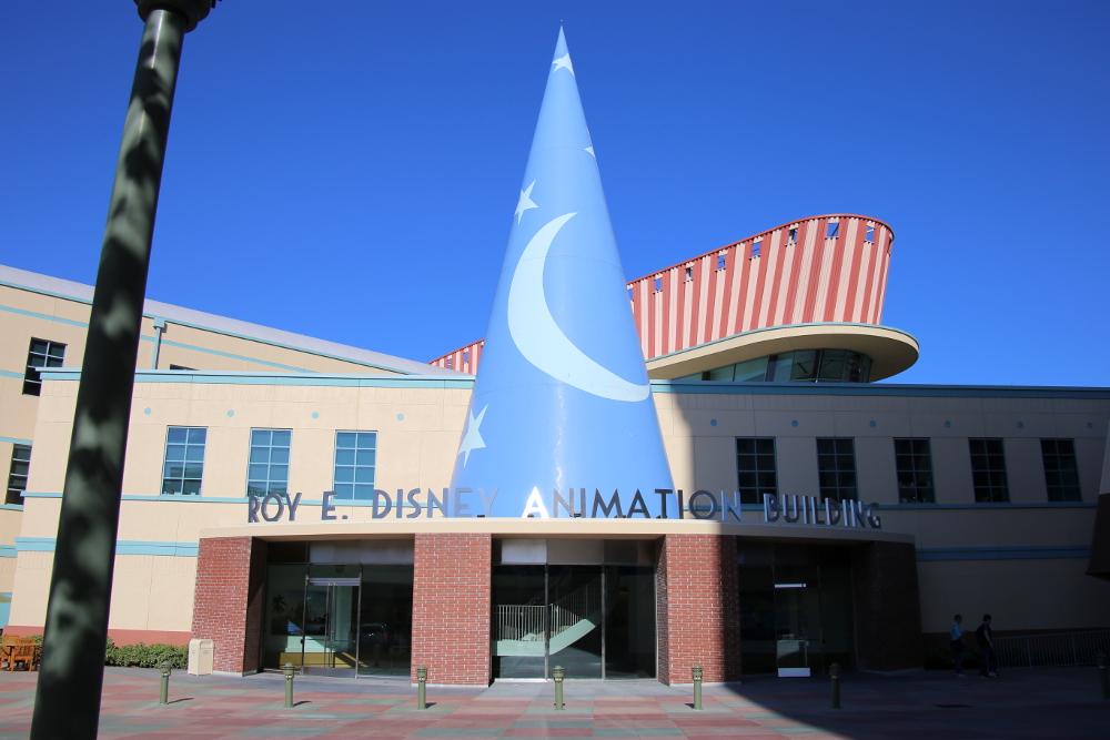 ディズニー・アニメーションスタジオ
