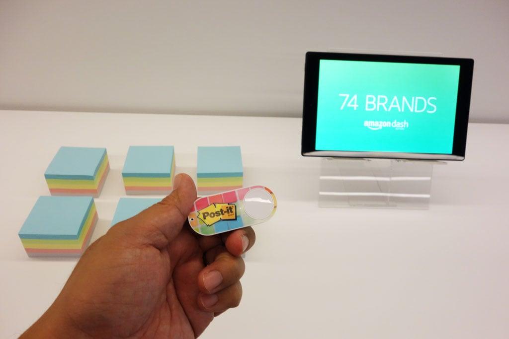 Amazonが国内向けに『Amazon Dash Button』ラインアップ拡充を発表 114ブランド1400種類の商品を注文可能に