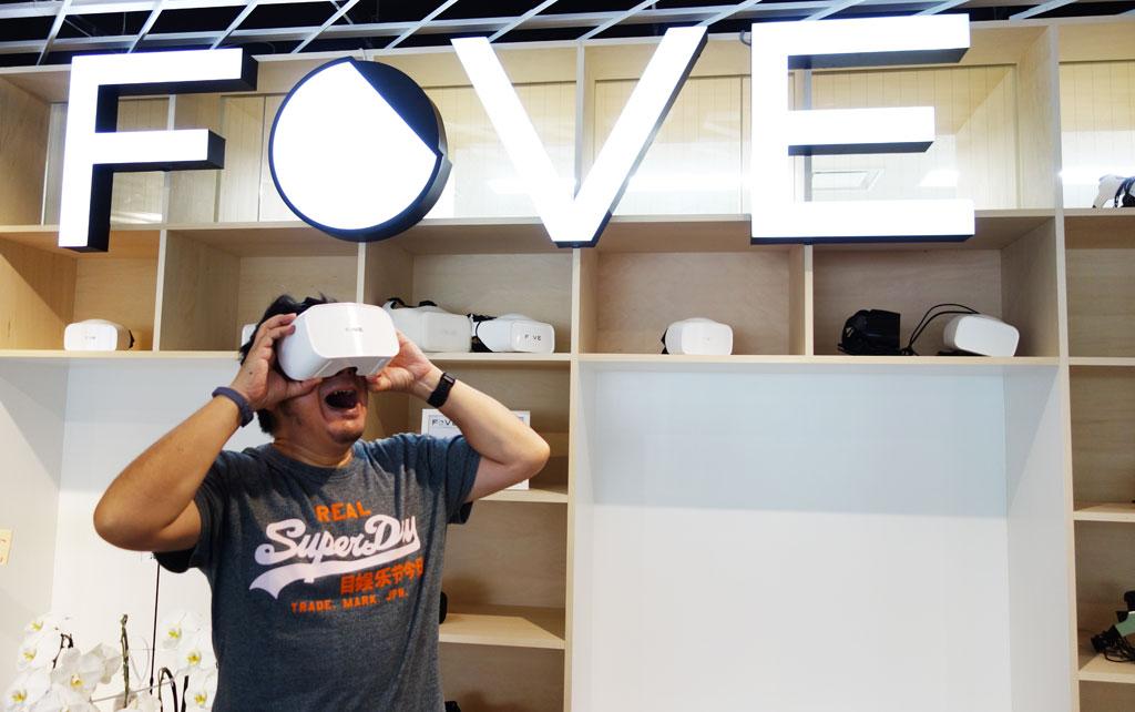 【アキバ会社見学】視線追跡VRのFOVEが秋葉原に移転! 新オフィスを見学させてもらいました
