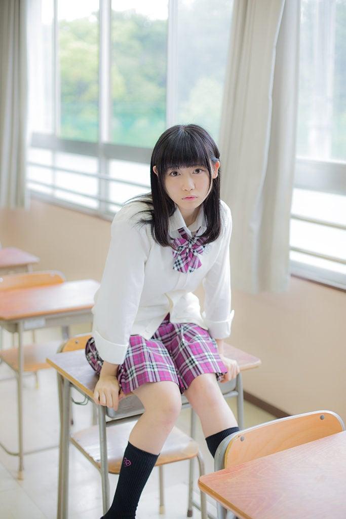 来栖りん(26時のマスカレイド)――拡散する写真集「GetNews girl」