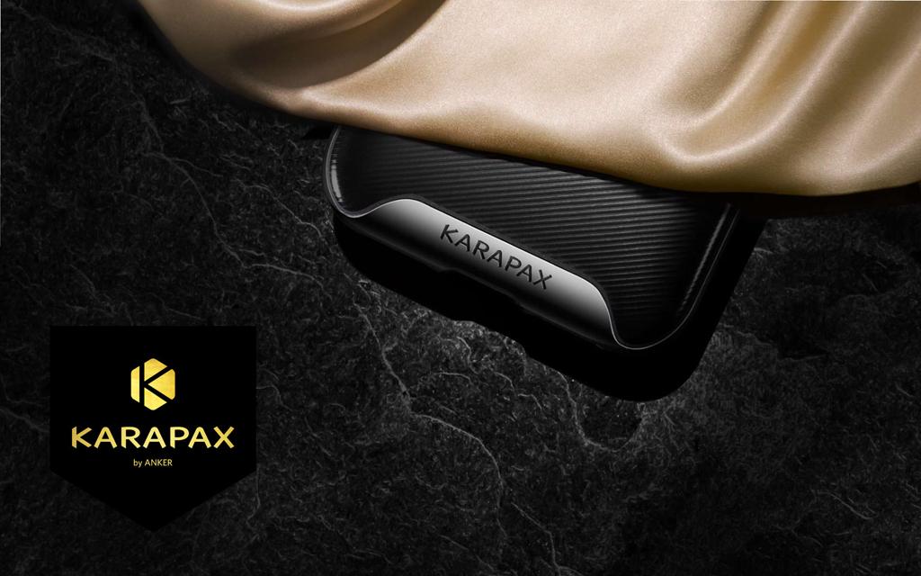 """Ankerのサブブランド""""KARAPAX""""からiPhone X/8/8 Plus用保護フィルムと保護ケース発売 Amazonでは22日まで20%OFFで販売"""