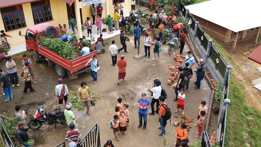 【インドネシア・コーヒーの旅】現地に根付く栽培技術と日本流コーヒー文化 『トアルコ トラジャ』のコーヒー豆が集まり販売されるまで
