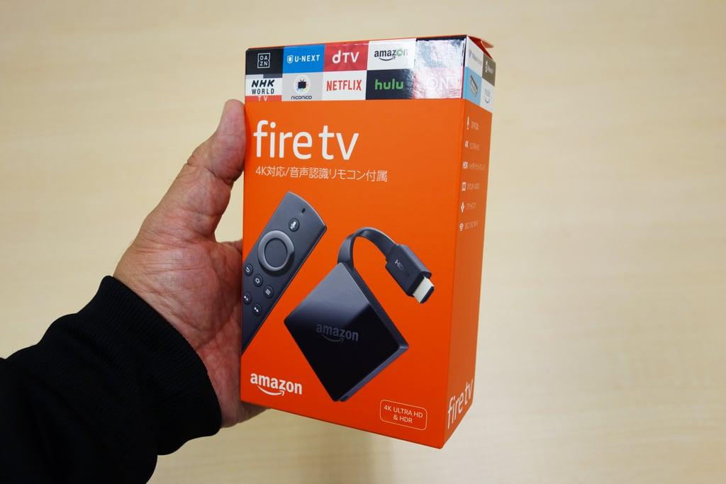 HDRに対応した新『Amazon Fire TV』レビュー 音声アシスタント『Alexa』への対応に期待大